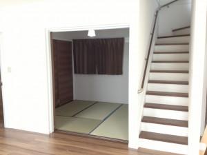 畳スペース(洋風)